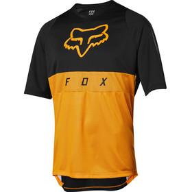 Fox Defend Moth SS Jersey Men atomic orange
